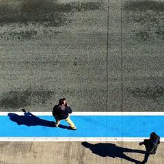 Blue Line #test #jerez2015 #jerez #F1 #formula1 #press #spain