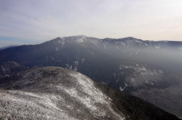 Cannon Mountain View of Franconia Ridge