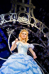Gina Beck in the Broadway Sacramento presentation of WICKED at the Sacramento Community Center Theater May 28 - June 15, 2014. Photo by Tristram Kenton.