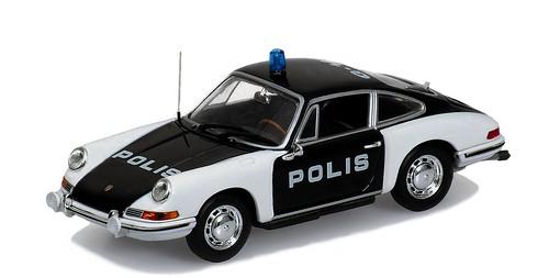 Minichamps Porsche 912 Polis