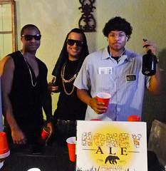 "Cajun Fire Brewmasters: Dennis Jack, Adam Dawson, Jon Renthrope • <a style=""font-size:0.8em;"" href=""http://www.flickr.com/photos/85752600@N06/10711833936/"" target=""_blank"">View on Flickr</a>"