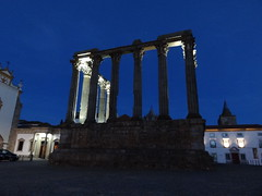 Evora's 1st Century Roman Temple