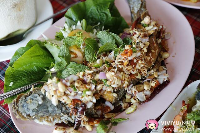 Baan Mai Rim Num,昭披耶河,泰國,泰國大城,泰國美食 @VIVIYU小世界
