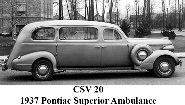 Pontiac Ambulance