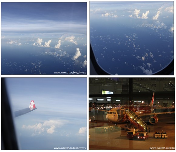 [2013吉隆坡]Air Asia X航空.HOT SEAT&尊爵商務艙~舒適的飛航時間 @VIVIYU小世界
