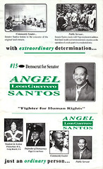 Angel Santos Pamphlet