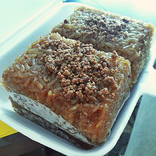 BIKO (Filipino Sweet Sticky Rice) [Fina by debbietingzon, on Flickr