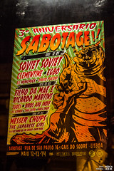 20160512 - Egbo @ 3ºAniversário Sabotage Club