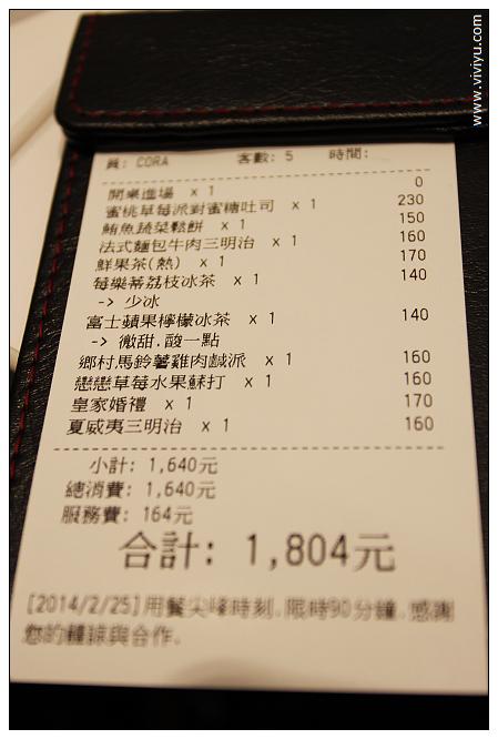 [桃園.美食]R9 Cafe 桃園店~蜜糖吐司少女風下午茶專賣店(已歇業) @VIVIYU小世界