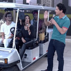 """Youtuber que dança no carro leva bronca de piloto na Globo: """"Desserviço"""""""