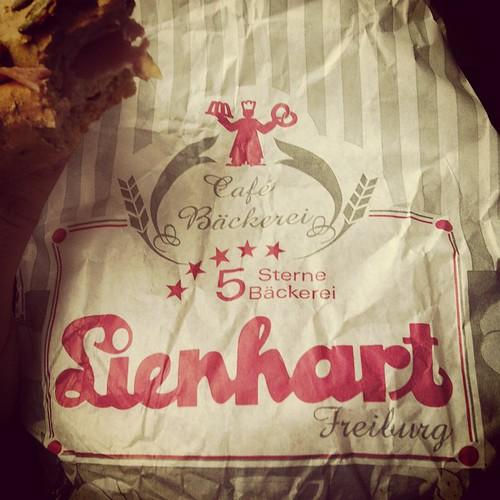 #5Sterne #Bäckerei #Lienhart #Freiburg  Zu Recht! #nomnomnom