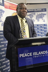 Amb. Kingsley Mamabolo - PR of South Africa to the UN