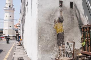 making george town - street art penang 43