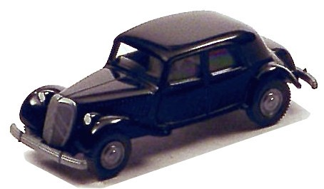 Wiking Citroën Traction Avant