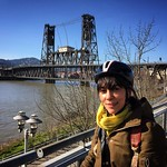 """Perfect weekend for cycling Portland <a style=""""margin-left:10px; font-size:0.8em;"""" href=""""http://www.flickr.com/photos/36521966868@N01/16540518571/"""" target=""""_blank"""">@flickr</a>"""
