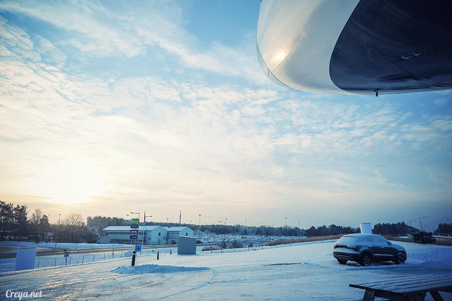 2016.07.08 | 看我歐行腿 | 只載去見周公的飛機,瑞典斯德哥爾摩機場旁的 Jumbo Stay 特色青年旅館03