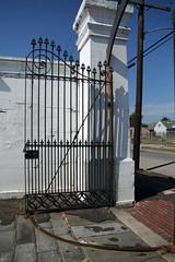 St. Vincent de Paul Cem Front Gate side