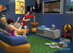 Les Sims 2 Quartier Libre