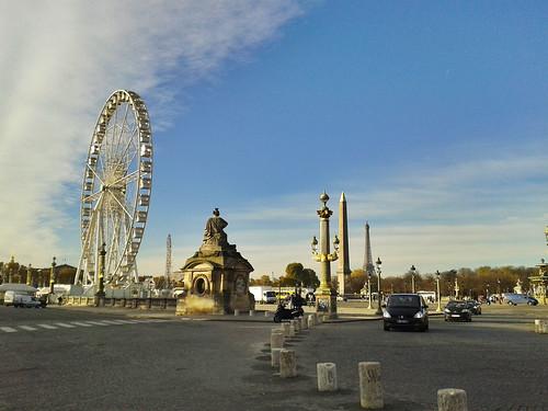 """Place de la Concorde - Paris France • <a style=""""font-size:0.8em;"""" href=""""http://www.flickr.com/photos/104409572@N02/10984640616/"""" target=""""_blank"""">View on Flickr</a>"""