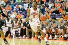 Jaron Blossomgame decided to return for his senior campaign at Clemson. (Photo courtesy of tigernet.com)