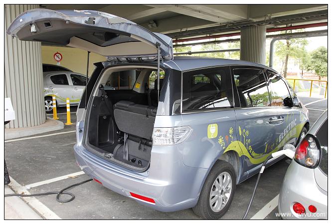 [體驗]格上電動租車.納智捷七人座~淡金公路一日遊 @VIVIYU小世界
