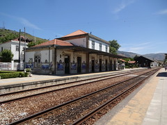 Pinhao train station