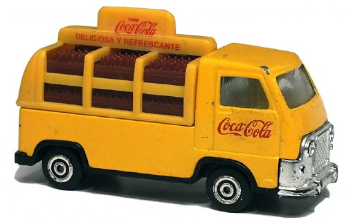 Estafette Coca Cola HK