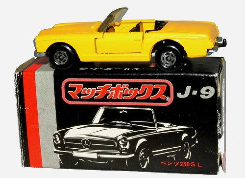 Matchbox Japan MB 230 SL