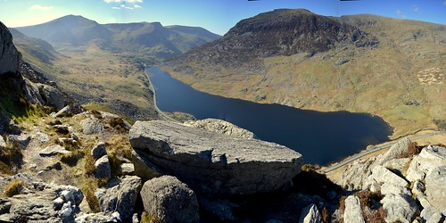 The View from Tryfan