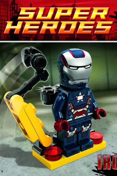 LEGO Marvel Super Heroes Toy People News