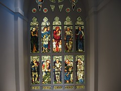 Stained Glass at the Huntington Library