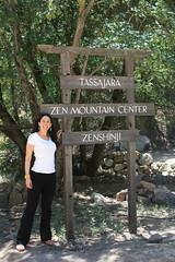 Tassajara Zen Mountain Center Entrance