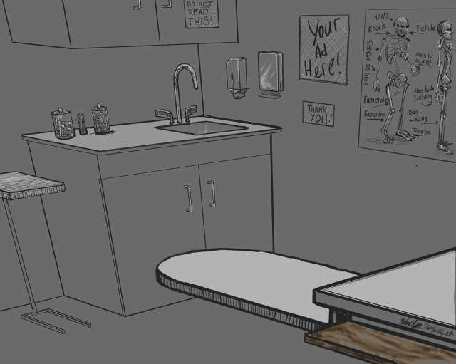 Doctor's Office Perspective - Teaser