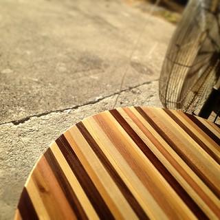 Sneak Peek!  15 more tables to finish!  #langecustoms , #madebyhand ,#sweetpbbq #keepthebbqsauceoffthetops