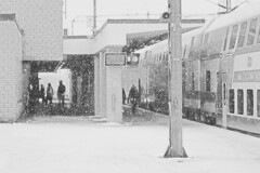 Snow station