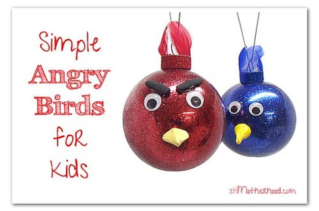two birds angry birds