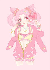"""Chibiusa • <a style=""""font-size:0.8em;"""" href=""""http://www.flickr.com/photos/66379360@N02/13893625660/"""" target=""""_blank"""">View on Flickr</a>"""