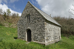 St. Clether Holy Well, Cornwall
