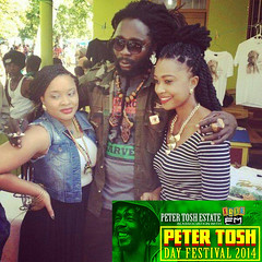 "Peter Tosh Day 2014 • <a style=""font-size:0.8em;"" href=""http://www.flickr.com/photos/92212223@N07/12815949315/"" target=""_blank"">View on Flickr</a>"