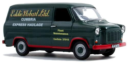 Vanguard Ford Transit Diesel