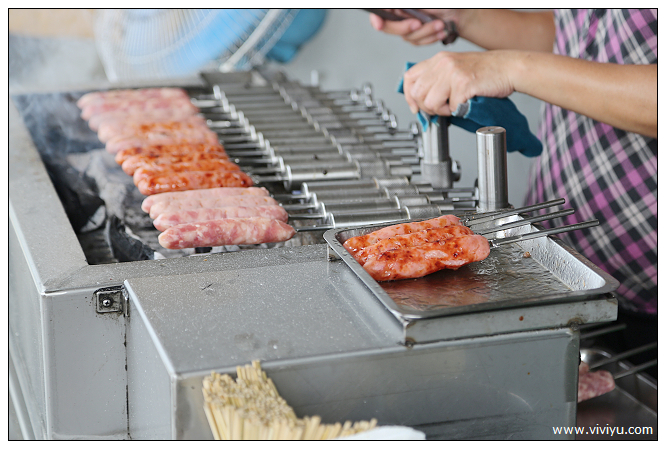 [宜蘭.美食]小水牛優質雪花冰&玉田碳烤香腸~人氣小吃 @VIVIYU小世界