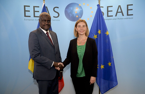 Mogherini+hosts+G5+Sahel+ministerial+meeting