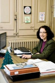 Núria Lacasa, directora CEIP Jacint Verdaguer