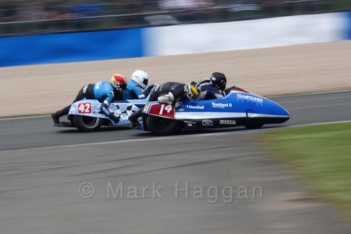 NGRRC at Donington, May 2016