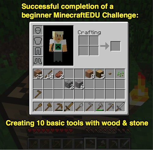 Minecraft Education Edition All Recipes