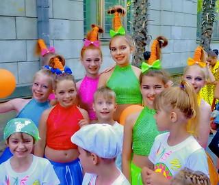 Reto: Alegría. Crimea - Yalta