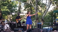 Quadron with Coco O @ Summerstage Central Park