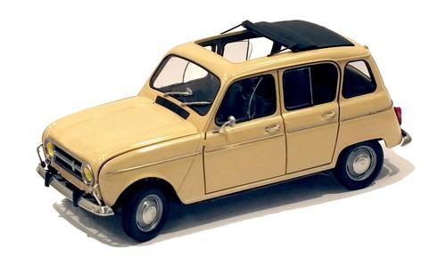 Ebbro Renault 4L-001