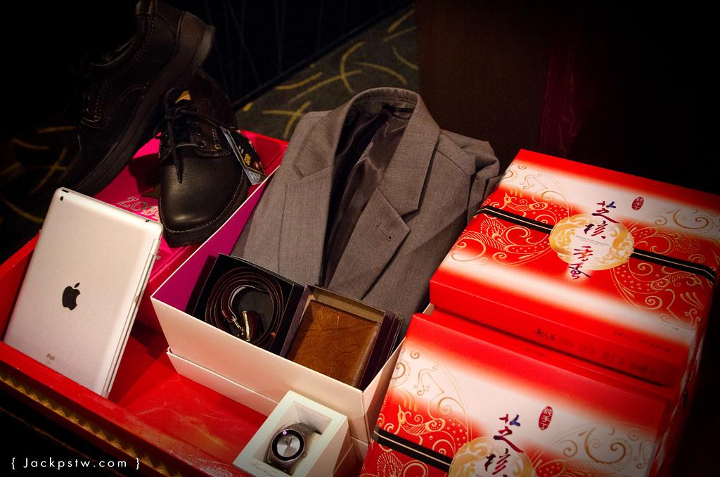 婚禮習俗-六禮十二禮:男方準備六禮的物品