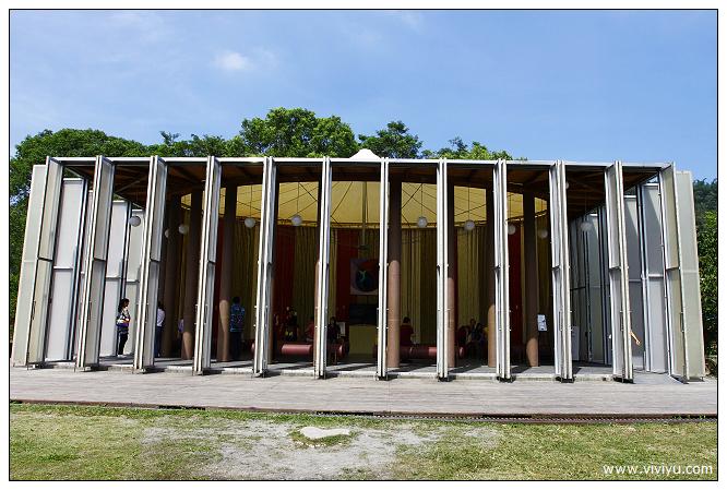 [南投.旅遊]紙教堂Paper Dome新故鄉見學園區~生態園區 @VIVIYU小世界